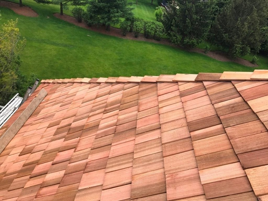 Cedar is beautiful but as a soft wood requires some special attention