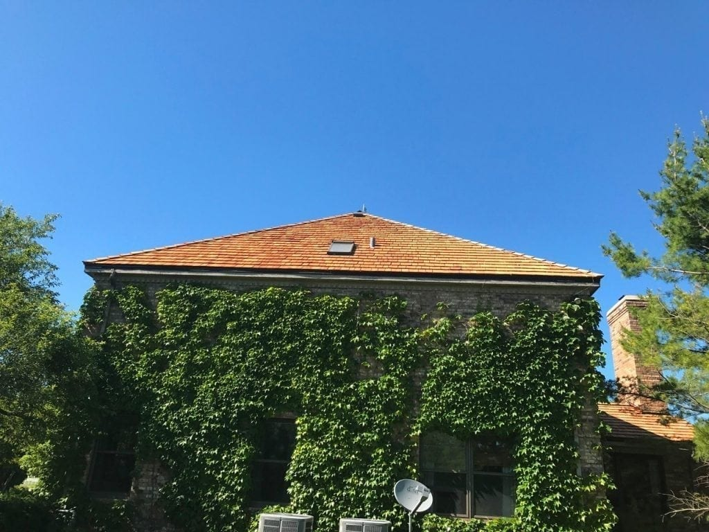Make sure your cedar roofing lives up to your expectations by keeping it in good repair