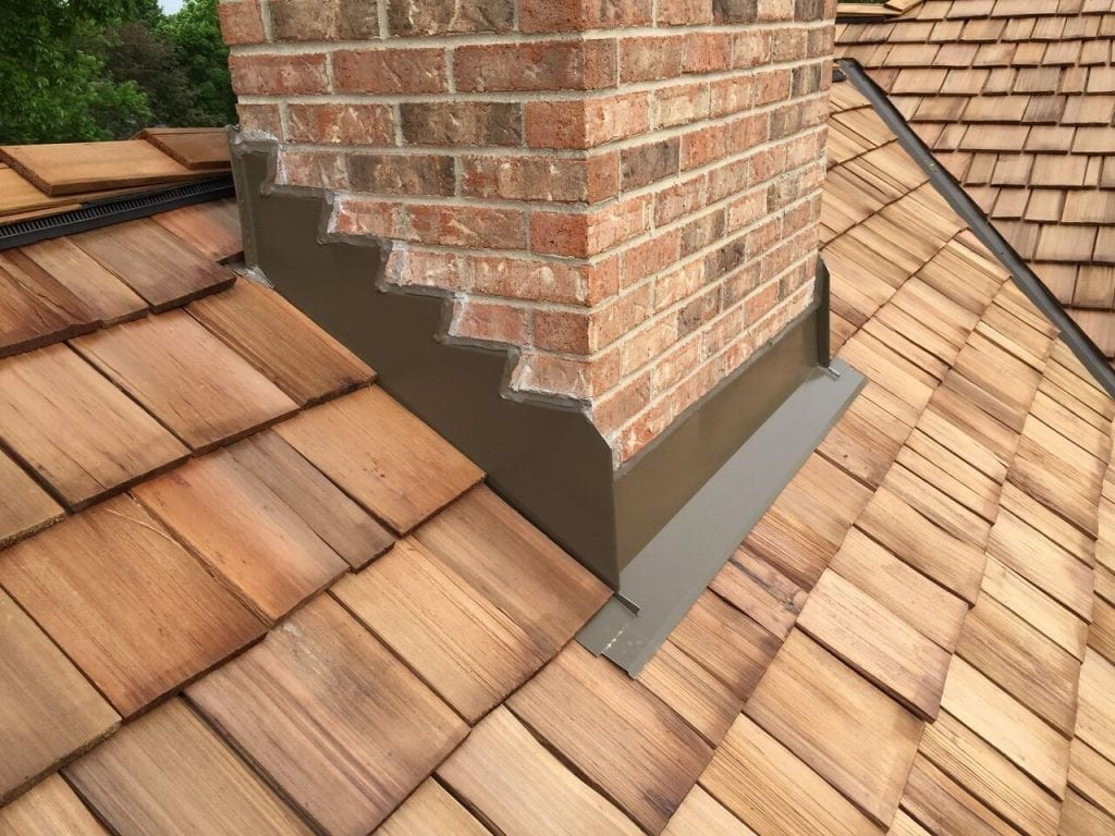 colors of installed cedar are beautiful