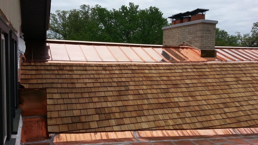 Cedar shake installation must be done correctly