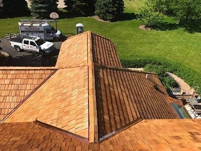 Barrington IL Cedar Roofing