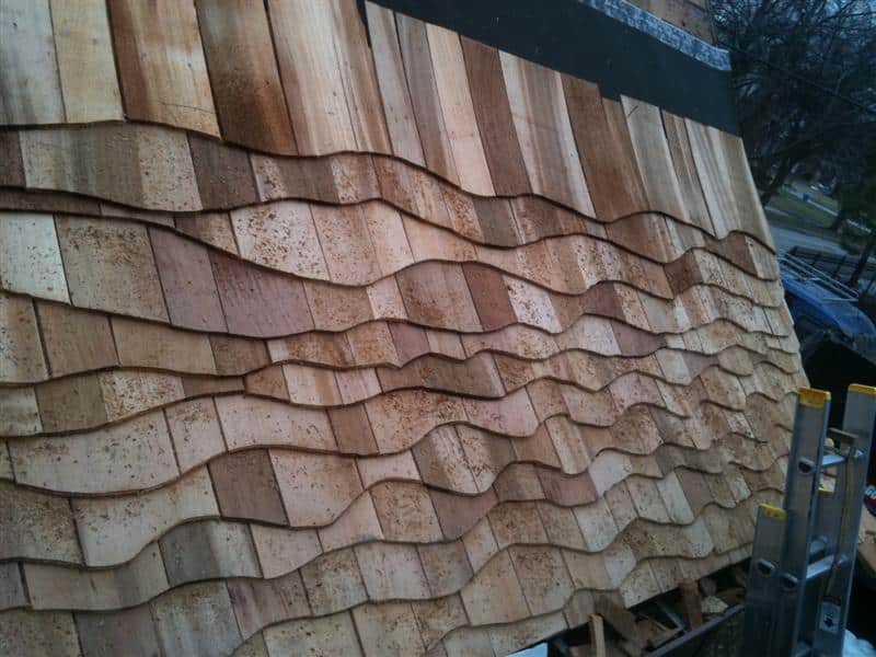 Maintenance is important for cedar roofing in Kildeer IL