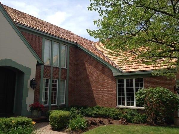 Certified contractors for cedar roofing in Kildeer IL