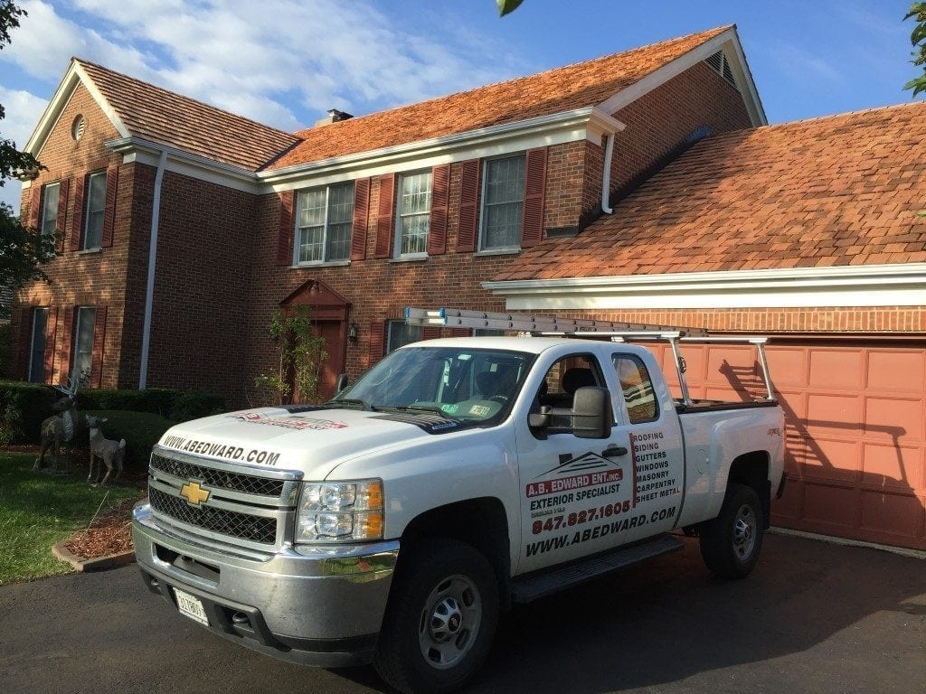 Naperville cedar roof services