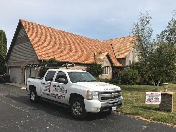 Winnetka IL Cedar Roof Services