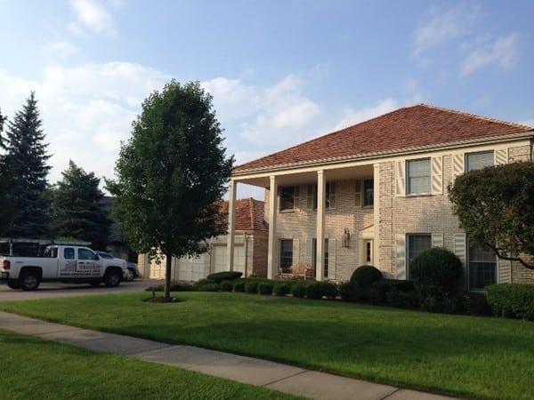 Top cedar roofing contractor A.B. Edward Enterprises, Inc. is