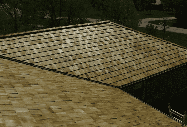 Cedar roof ventilation will help your roof look beuatiful and stay strong