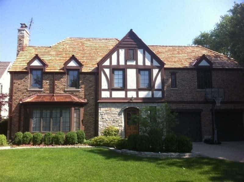 Cedar roofing maintenance for sun damage is important no matter where you live