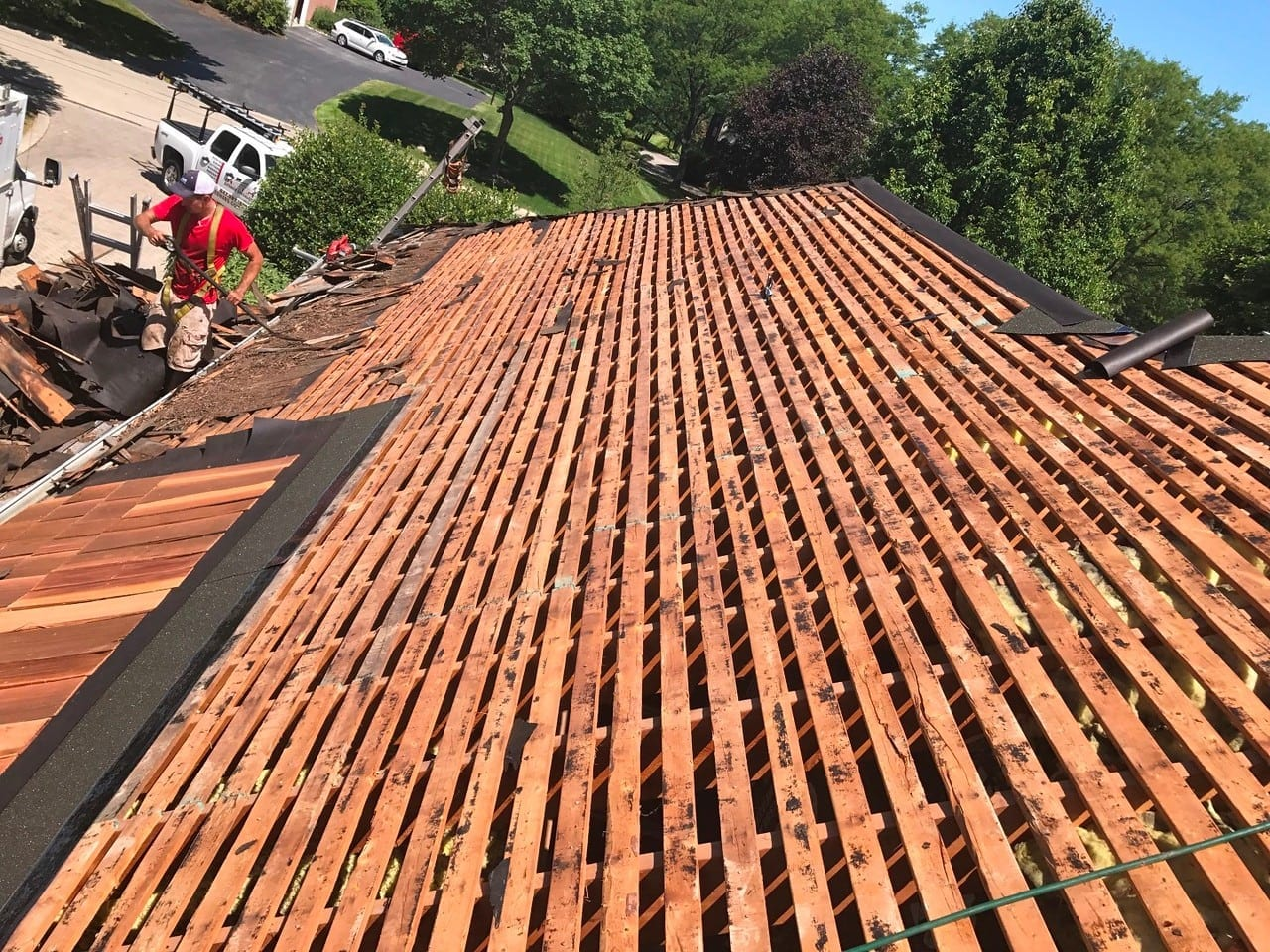 Picking your roofing contractor
