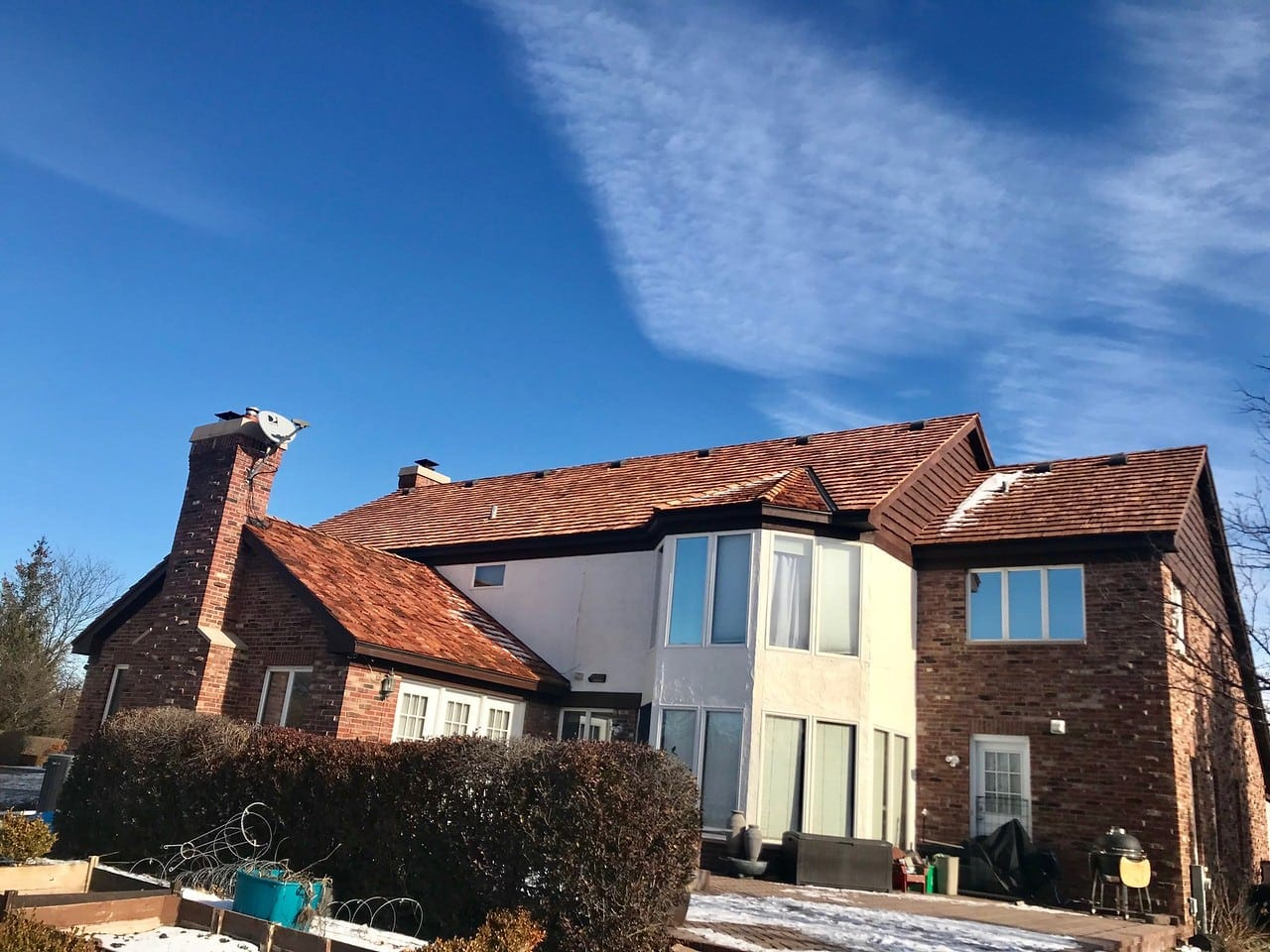 It may be wise to upgrade your roofing material when you get a replacement
