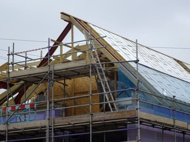 Roof replacements cost money but are essential to protecting your home